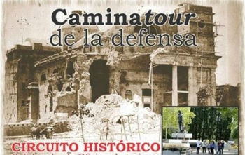 Camina-tour de la Defensa