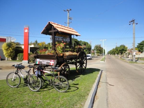 5 pueblos para pedalear en el litoral