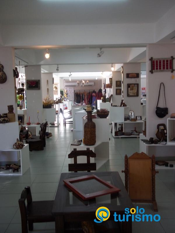Paseo del Mercado: recuerdos con calidad artesanal