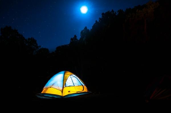 Reabrió camping de Santa Teresa