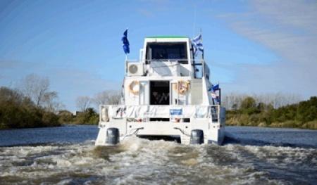 Promueven circuitos fluviales en el litoral uruguayo