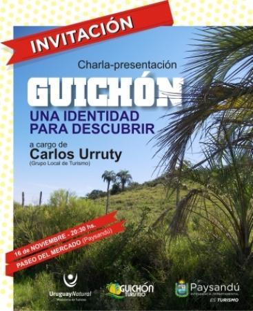 Guichón: una identidad por descubrir