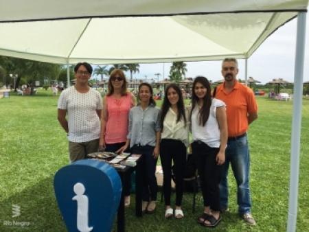Río Negro promociona sus atractivos en Entre Ríos