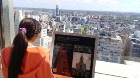 Montevideo renovó su Mirador Panorámico