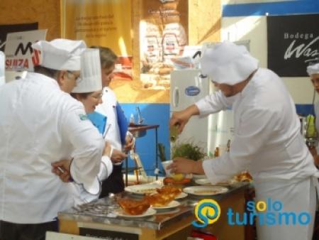 Cocinarte, certamen gastronómico en Paysandú