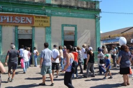 """Inauguraron en Paysandú el circuito guiado """"Tierra de la Esperanza"""""""