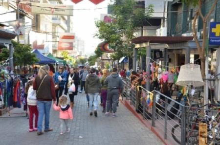 Argentinos visitaron Paysandú durante fin de semana largo