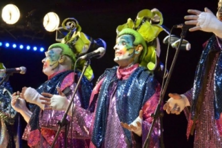 Carnaval en Termas de Guaviyú